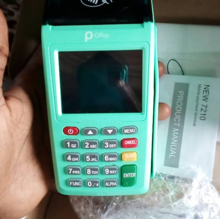 Opay traditional POS